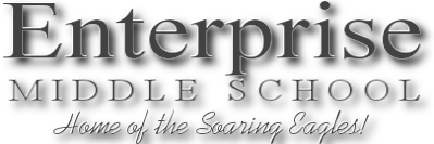 Enterprise Middle School  Logo